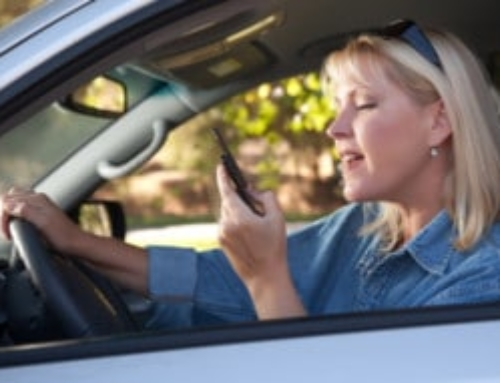 Why Voice to Text Is Not Safer When Driving
