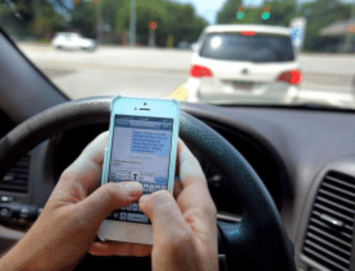 Drivers Who Use Cell Phones May Display Other Risky Behaviors