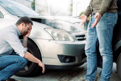 Uninsured motorist accident