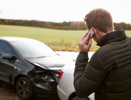 Should I File a Police Report After an Accident?