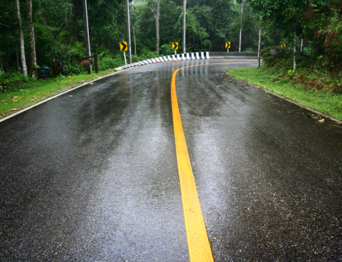 How Does Wet Pavement Contribute to Accidents?